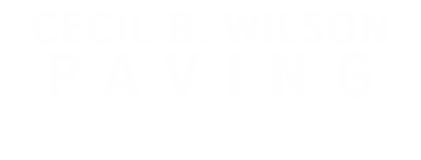Cecil B. Wilson Paving, Inc.